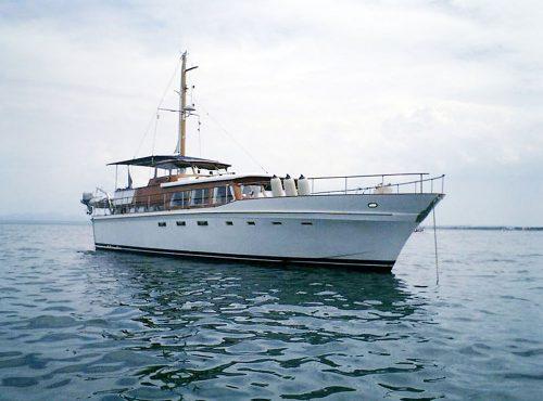 Hanseat</br>Gentleman-Yacht