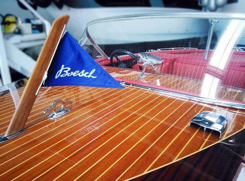 BOESCH – Motorboot
